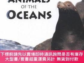 二手書博民逛書店Animals罕見of the Oceans (Animals by Habitat)-海洋動物(按棲息地劃分的動