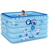 優敏嬰兒游泳池充氣家用加厚家庭室內大號海洋球寶寶兒童游泳池YS-交換禮物