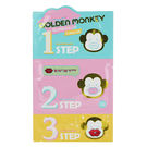 韓國 Holika Holika 黃金猴三步驟唇膜(2g+2.5g+1g) 乙組入 ◆86小舖◆