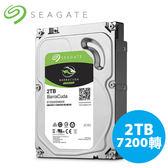 Seagate BarraCuda 新梭魚 2TB 3.5吋 桌上型硬碟 (ST2000DM006)