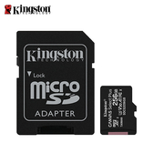 【Kingston 金士頓】Canvas Select Plus microSD 256GB 記憶卡(SDCS2/256GB)