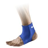 Nike Ankle Sleeve [NMS54413XL] 運動 防護 支撐 壓縮 護踝 藍 XL