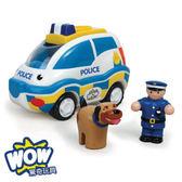 英國 WOW Toys 驚奇玩具 追緝警車 查理 (K9 小組) ★緊急救援★