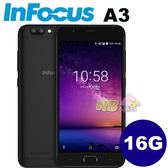 InFocus A3 5.2吋 ◤0利率◢雙鏡頭四核心智慧型手機 (2G/16G)-黑色