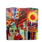 【收藏天地】台灣紀念品*雙面隨身鏡-九份街道∕小物 送禮 文創 風景 觀光  禮品