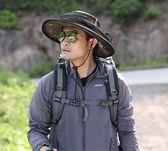 釣魚帽遮陽帽運動帽夏天防曬