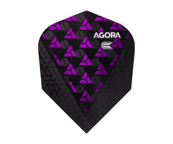 【TARGET】VISION ULTRA GHOST SHAPE AGORA Purple 332680 鏢翼 DARTS
