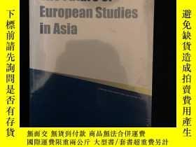 二手書博民逛書店The罕見Future of European Studies in Asia 歐洲研究在亞洲的未來 英文原版塑封