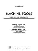 二手書博民逛書店 《Machine Tools: Processes and Applications》 R2Y ISBN:0135434556