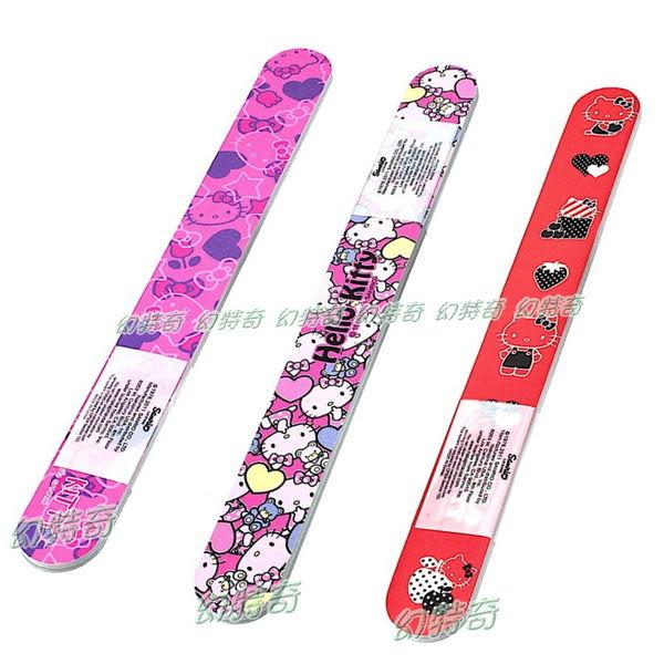 【玩之內】歐美限定kitty粉色/多圖/紅色指甲銼板~三選一 779580