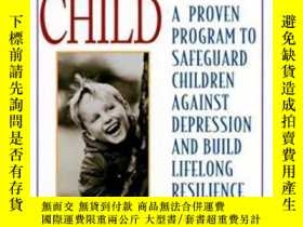 二手書博民逛書店The罕見Optimistic ChildY364153 Martin E. Seligman Harperc
