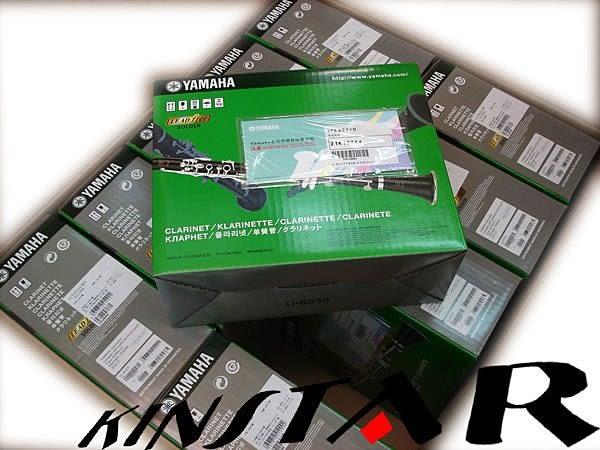 【金聲樂器廣場】YAMAHA YCL-255 / 255 仿木紋 豎笛 單簧管 (YCL-250後繼機種)~