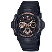 G-SHOCK AW-591GBX-1A4 (AW-591GBX-1A4DR) CASIO 手錶 三眼 防水