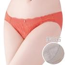 思薇爾-I SWEAR系列M-XL蕾絲低腰三角褲褲(蛋白石)