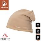 【Wildland 荒野 中性 Polartec PSP 彈性保暖帽《卡其》】P2025/針織帽/毛帽/登山滑雪/休閒帽