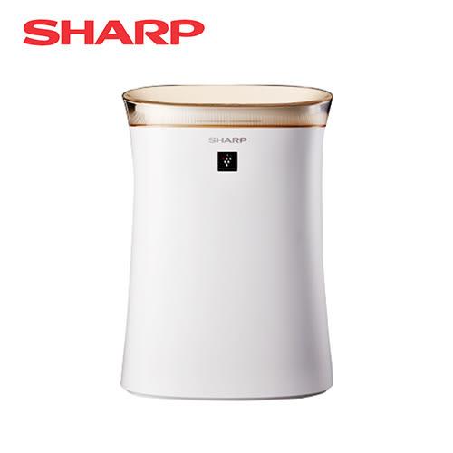 [SHARP 夏普]12.1 坪自動除菌離子空氣清淨機 FU-G50T-W