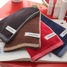 經典雙面素色方巾(一入)(33*47CM)