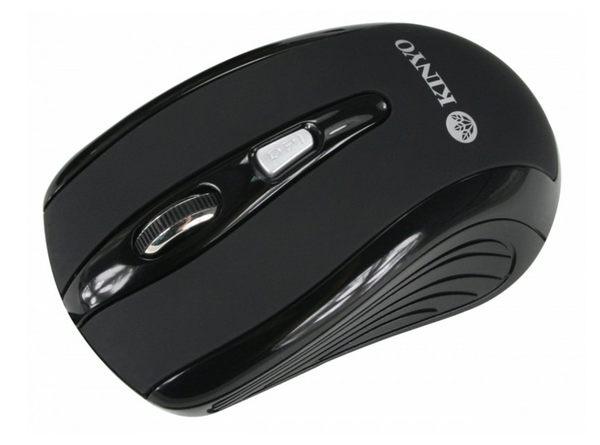 新竹【超人3C】KINYO 時尚光學滑鼠 USB (KM-767B) ◆800/1600 DPI兩段選擇◆高解析光學感應