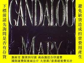二手書博民逛書店Slightly罕見ScandalousY12620 Mary