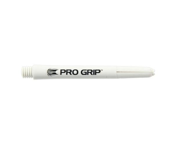 【TARGET】PRO GRIP SHAFT Medium White 鏢桿 DARTS