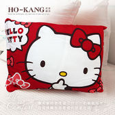 HO KANG 三麗鷗授權 兒童小枕 午安枕-經典甜美 紅