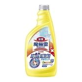 魔術靈 浴室清潔劑 舒適檸檬 更替瓶500mlx24入