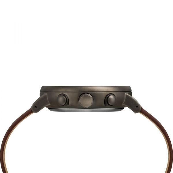【分期0利率】TIMEX 天美時 三眼錶 灰黑色 41mm 全新原廠公司貨 TXTW2R80000
