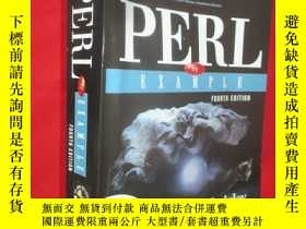 二手書博民逛書店Perl罕見by Example (4th Edition) (