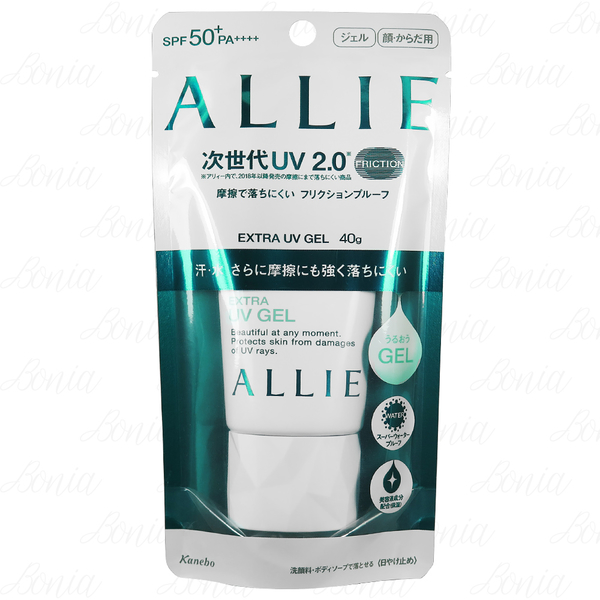【17go】 Kanebo 佳麗寶 ALLIE EX UV高效防曬水凝乳 SPF50+‧PA++++(40g)