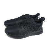 adidas ASWEERUN 2.0 運動鞋 慢跑鞋 黑色 男鞋 FW1681 no866