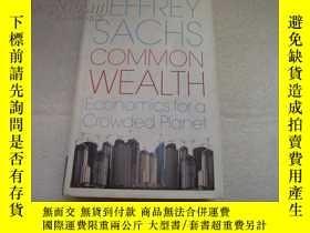二手書博民逛書店Common罕見Wealth: Economics for a