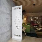 屏風 中式屏風隔斷客廳簡約現代歐式鏤空雙...