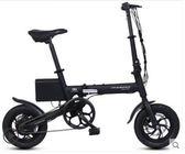 電動車 折疊電動自行車成人小型代步迷妳男女電瓶車助力車代駕電動車 MKS韓菲兒