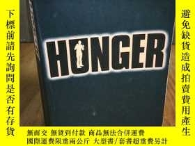 二手書博民逛書店Hunger罕見(The Gone Series)Y12800