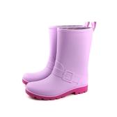 native BARNETT 雨鞋 雨靴 粉紫色 中童 童鞋 32106100-5333 no779