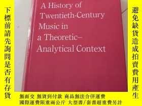 二手書博民逛書店A罕見History of Twentieth-Century