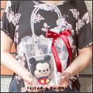 生日畢業聖誕禮物包-迪士尼超Q大頭娃娃掛飾+迷你花束(附贈FOR YOU心型小卡)-8款娃娃可挑