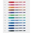 《享亮商城》LJU-10UF-AL 水藍色 Juice 0.38果汁筆 百樂