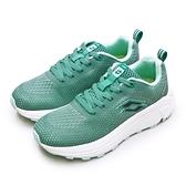 LIKA夢 LOTTO 專業美型穩定健走鞋 NUBE系列 湖綠棕 2515 女