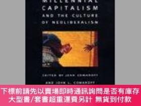 二手書博民逛書店Millennial罕見Capitalism And The Culture Of Neoliberalism