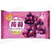 日本ribbon食感蒟蒻果凍條 葡萄風味