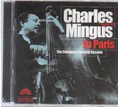 【正版全新CD清倉 4.5折】 查爾斯·明格斯在巴黎