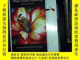 二手書博民逛書店walter罕見foster publishing 2013 沃