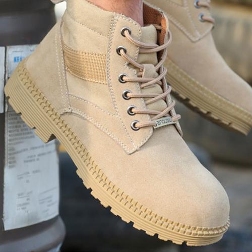 男女款 美軍沙漠靴 防護鞋 防砸 防穿刺 鋼頭鞋 勞保鞋 工作鞋 安全鞋 勞工鞋 女生鋼頭鞋 59鞋廊
