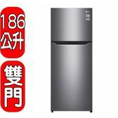 結帳更優惠★LG樂金【GN-I235DS】186L 變頻上下門冰箱