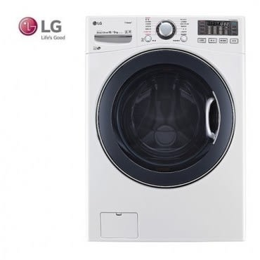 LG 樂金 16公斤 蒸氣洗脫烘滾筒洗衣機 WD-S16VBD (典雅白)