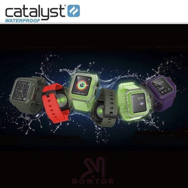 光華商場。包你個頭【Catalyst】超輕薄 APPLE WATCH Serie2 3代 38MM 防水 防摔 保護殼