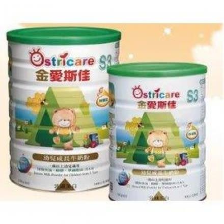 【121婦嬰用品館】金愛斯佳幼兒成長奶粉1600g(3號)12罐贈3罐在送贈品