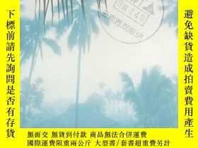 二手書博民逛書店1980罕見T55(6-4) 極限明信片(雲南西雙版納郵戳)Y2