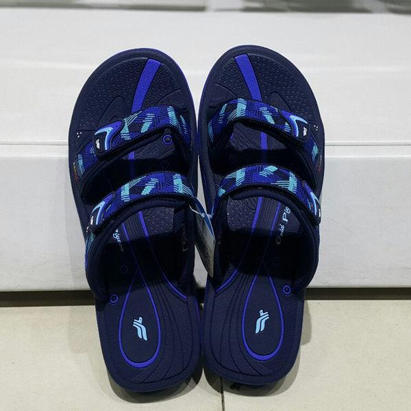 G.P 女款藍色涼拖鞋-NO.